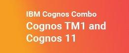 IBM Cognos Combo - Cognos TM1 and Cognos 11 | Combo Course